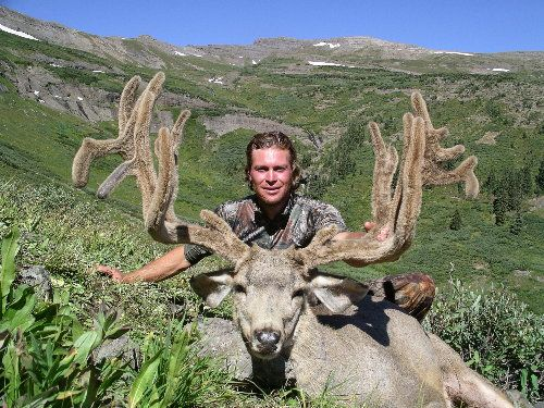 Jed's Wyoming Worlds Record Archery