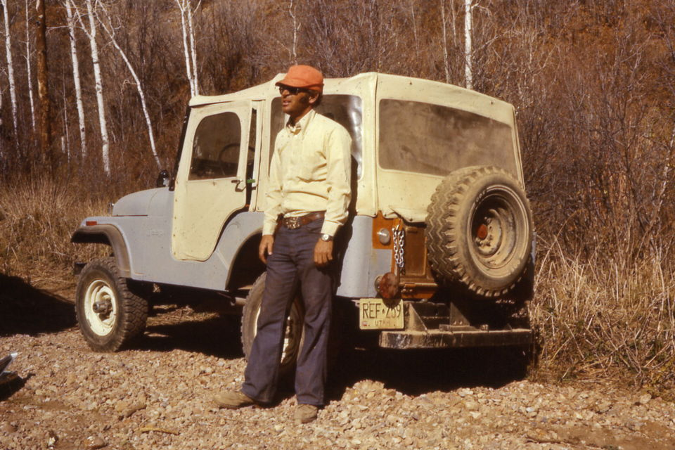 Click to view full size image  ==============  1978 upgraded to uber hunting rig!