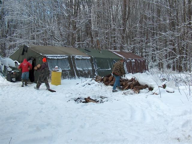 Deer Camp UP, 2005
