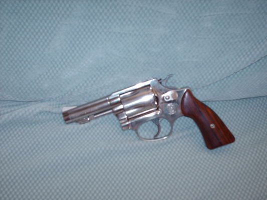 S&W 36-1   38 Special