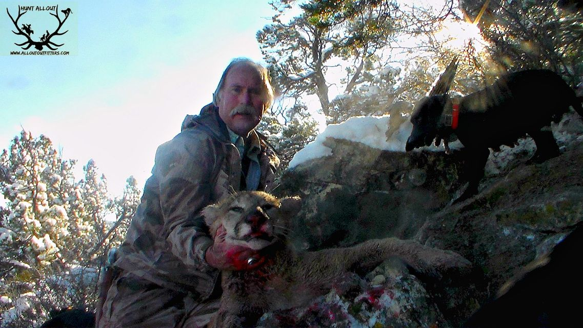 Lion 1  Hunt with JT Robbins