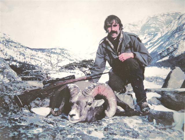 Bighorn Ram  SW Montana, Unlimited unit