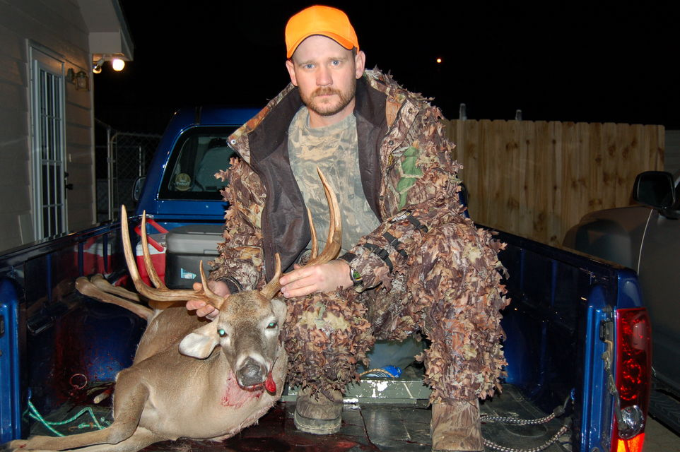 Click to view full size image  ==============  7 pointer 19in wide 7 pointer killed in Holy Trinity AL