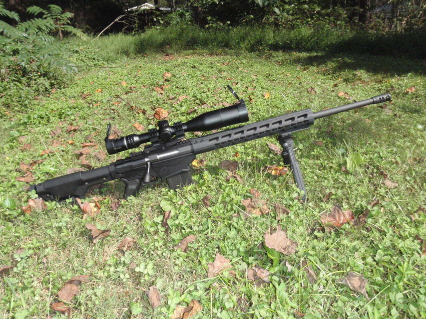 Click to view full size image  ==============  Ruger Precision Rifle, 6.5 Creedmoor