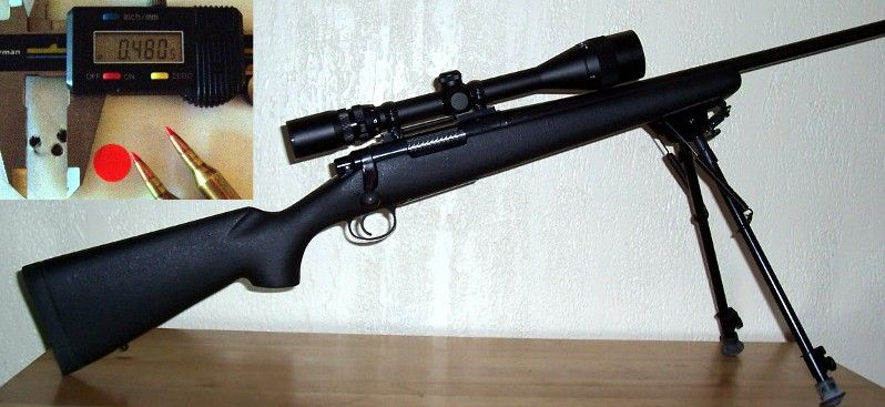 Custom .17 Remington