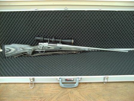 7mm Ultra Mag Remington 7mm Ultra Mag with Shilen select match barrel