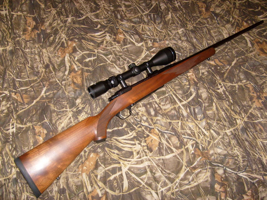 Click to view full size image  ==============  Andrea's Ruger m77 7mm Mag