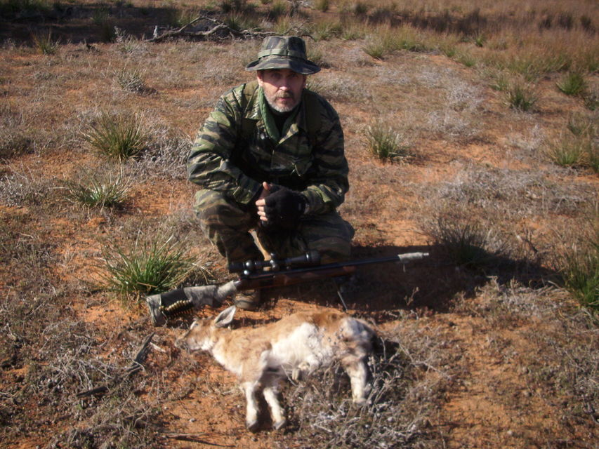 Click to view full size image  ==============  Hunting Australia Feral Goat Hunting in Southern Australia