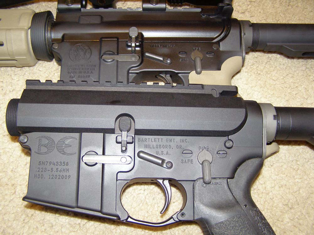 alexander arms beefy receiver next to s&w m&p.jpg